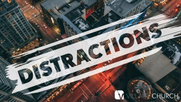Distractions: Technology Image